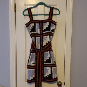 Diane von Furstenberg Summer sheath dress